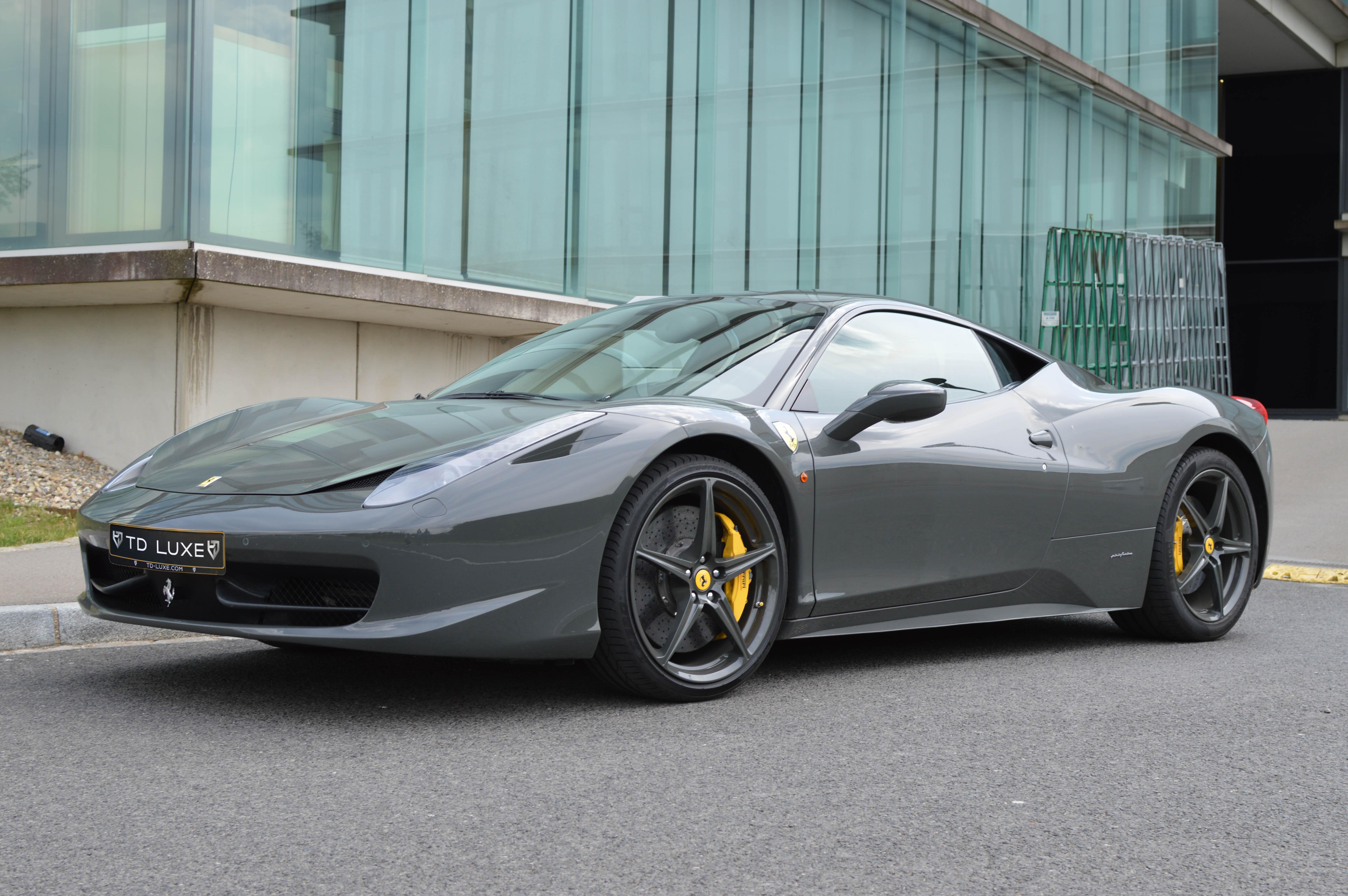 Ferrari 458 Italia Td Luxe