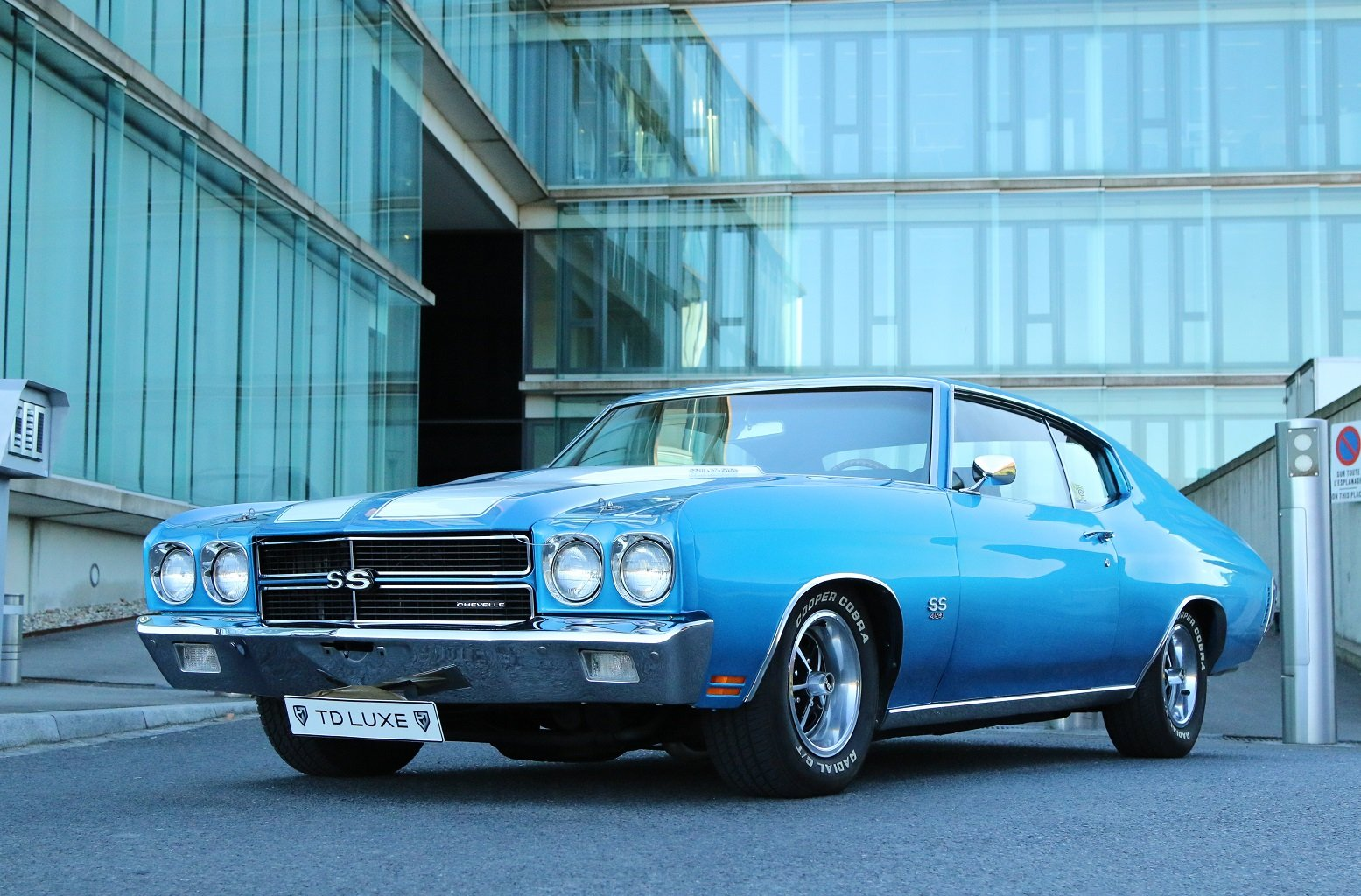 Chevrolet Chevelle Ss Td Luxe