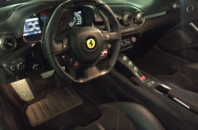 Ferrari F12 Berlinetta Td Luxe