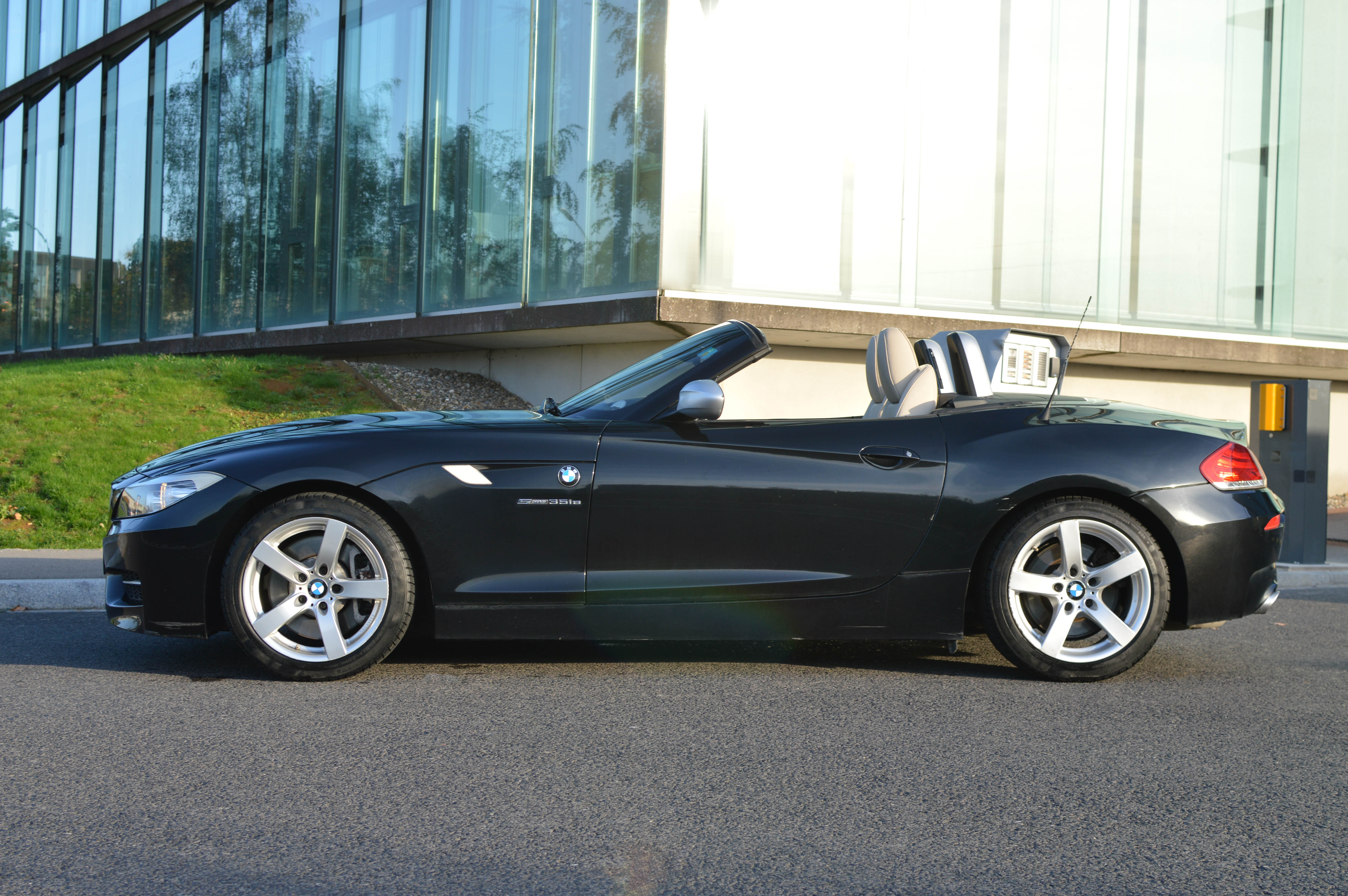 Bmw Z4 35is Td Luxe
