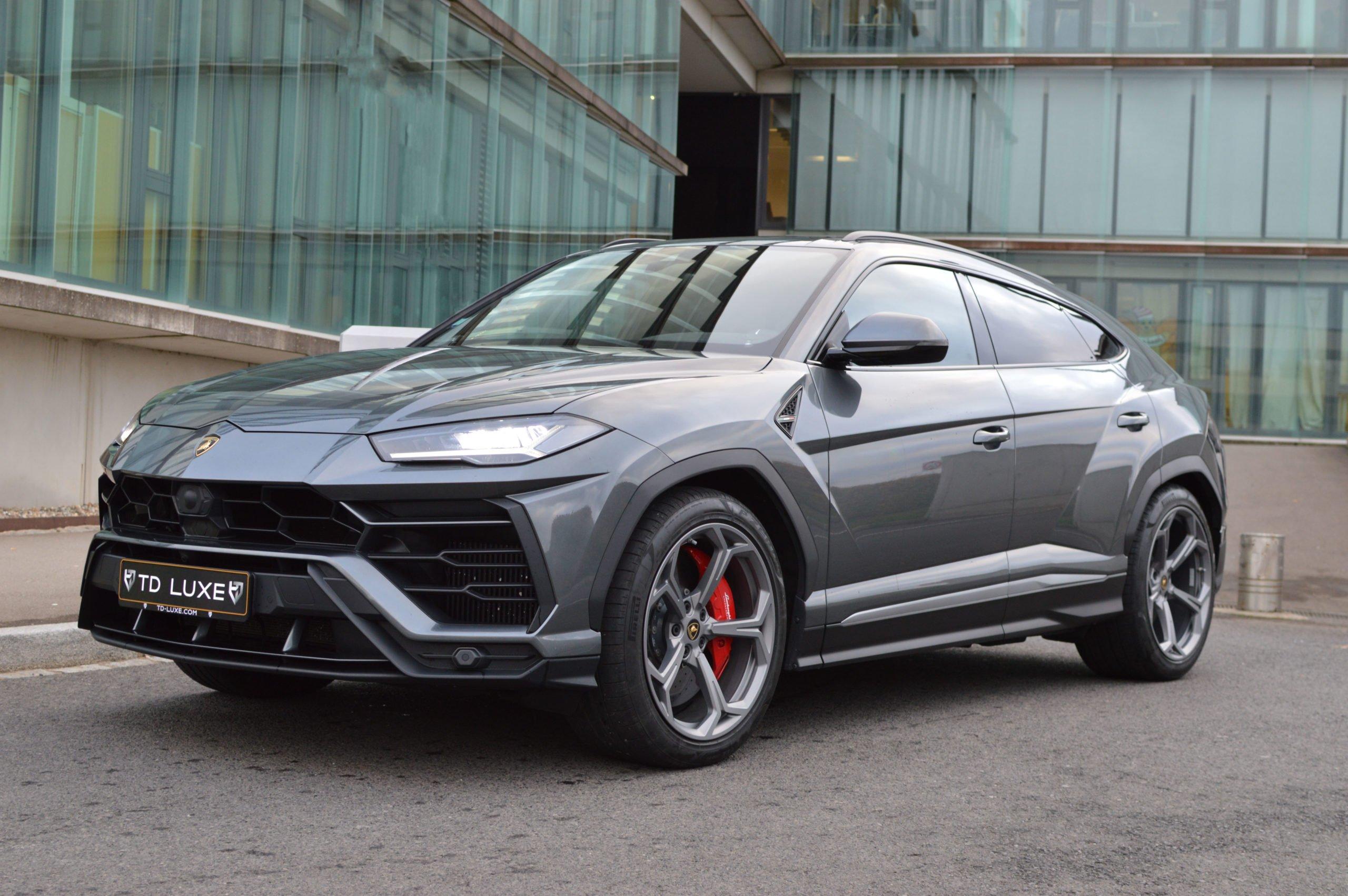 Lamborghini Urus Td Luxe
