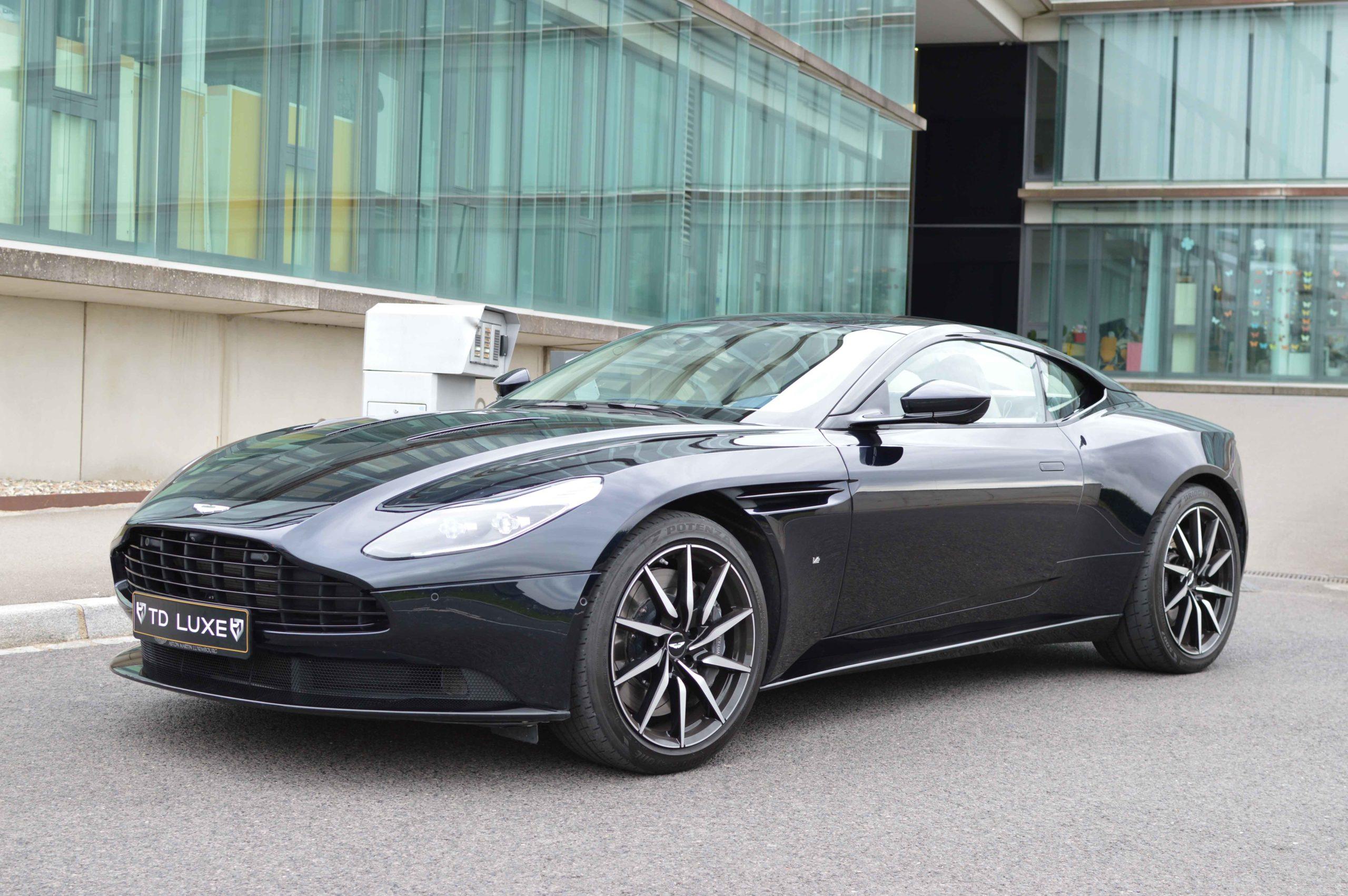 Aston Martin Db11 Td Luxe